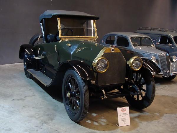 Lancia Theta Spider 1915