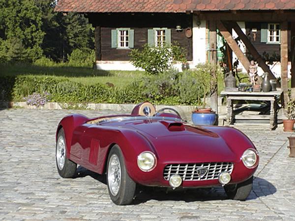 Lancia Aurelia Prototipo