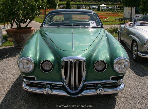 Lancia Aurelia B52 Vignale - Giovanni Michelotti