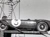 Wyładunek Lancii Ascariego przed GP Porto 1954