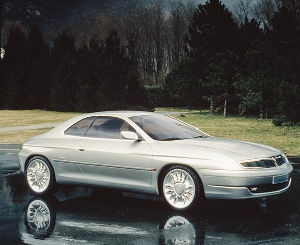 Bertone Lancia Kayak 1995