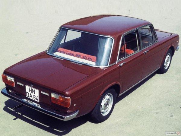 Lancia 2000 Berlina