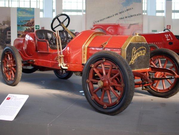 Lancia Alpha Sport 1908 Fot Tomislav Medak