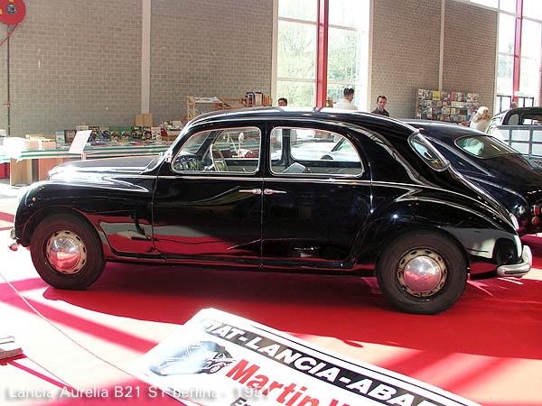 1951 Lancia Aurelia B21 www.ritzsite.nl