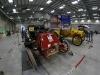 Najstarsze samochody na wystawie