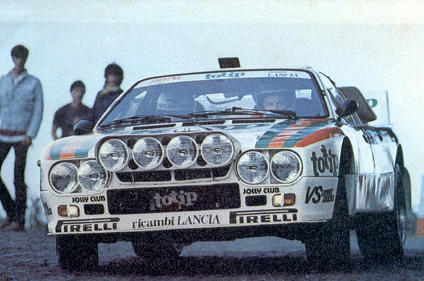Rally Wine Madeira 1983