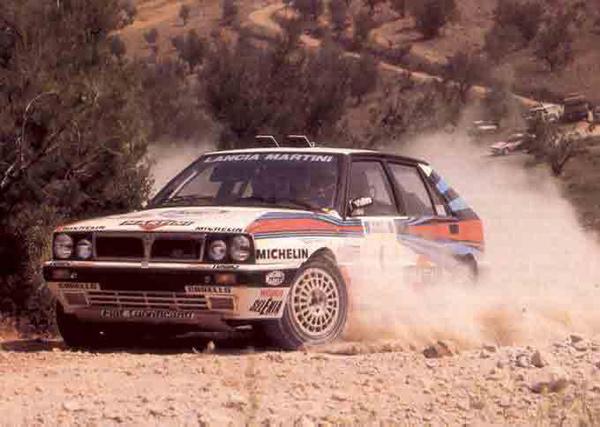 Rally Acropolis 1989