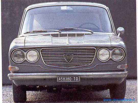 Lancia Flavia Berlina Seria 2