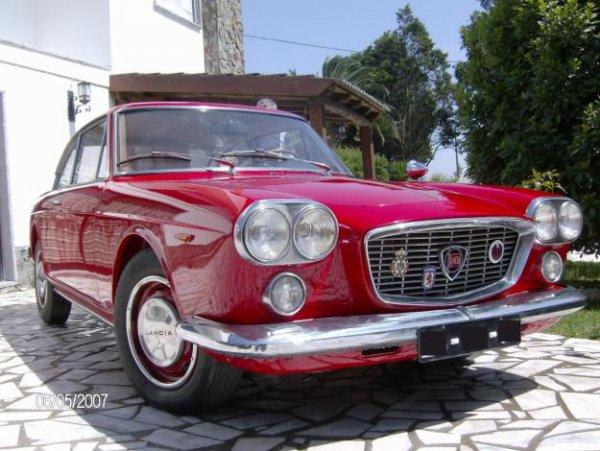 Lancia Flavia Coupe 1 serii