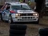 Lancia Delta Integrale na rajdzie Barbórka 2008