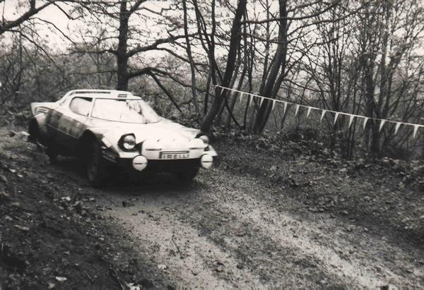 Markku Alen Lancia Stratos HF RAC Rally 1979 www.flickr.com By: woodytyke
