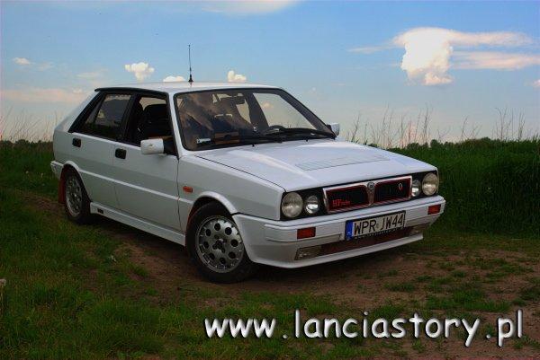 Lancia Delta HF Turbo 1991