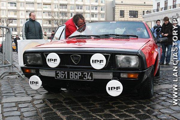 Lancia Beta Montecarlo 1976 Bernard Triaire / Jean Marc Arnaudies (France)