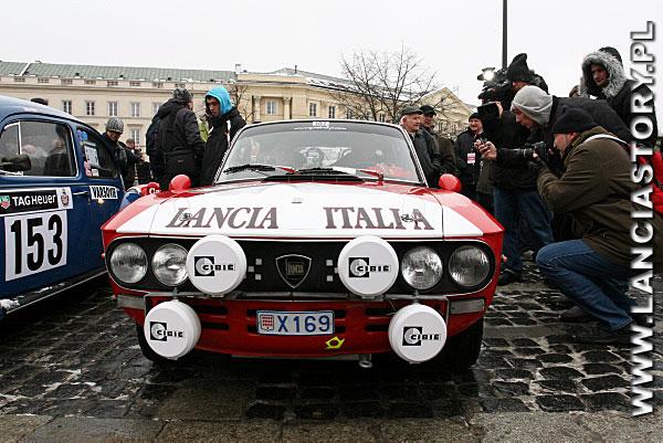 Lancia Fulvia Coupe HF 1600 1972 Eric Robreau / Miranda Dal Molin (Monaco)
