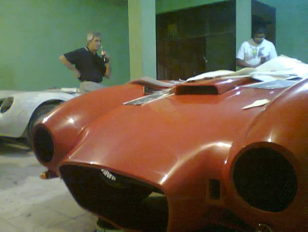 Lancia D24 Replika