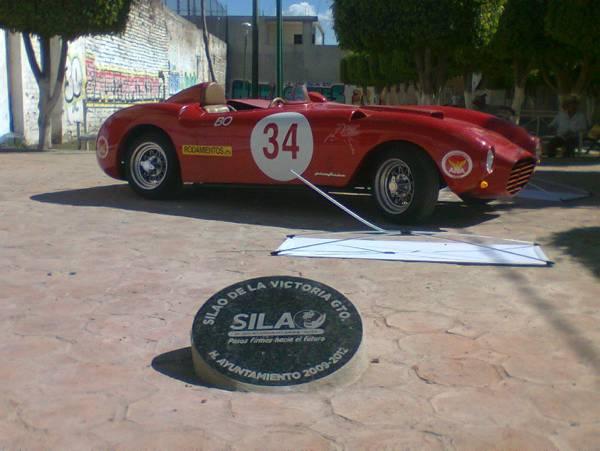 Replika Lancia D24 w Silao