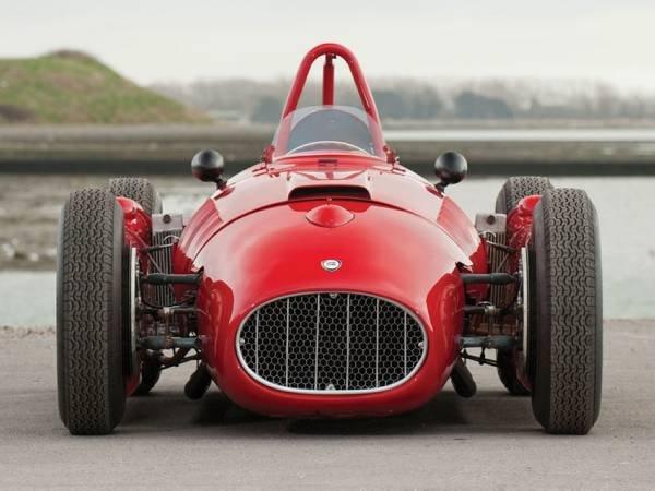 Lancia D50 Formula One 1955