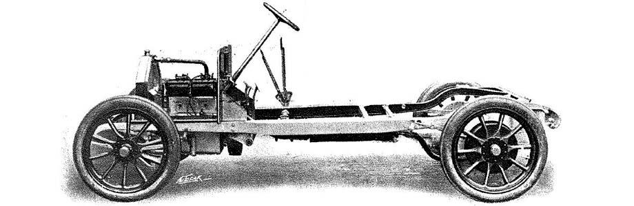 1908 Lancia Alpha