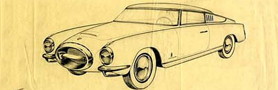 1952 Lancia Aurelia PF200