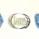 Historia Lancii – początki