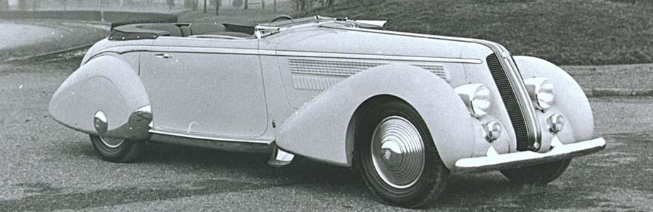 Lancia Astura 233 3-Seria