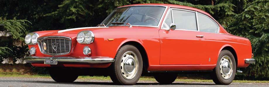 Lancia Flavia Coupe