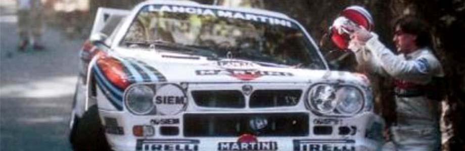 Henri Toivonen Lancia 037