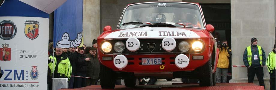 Monte Carlo Historique 2011 – Oficjalny start