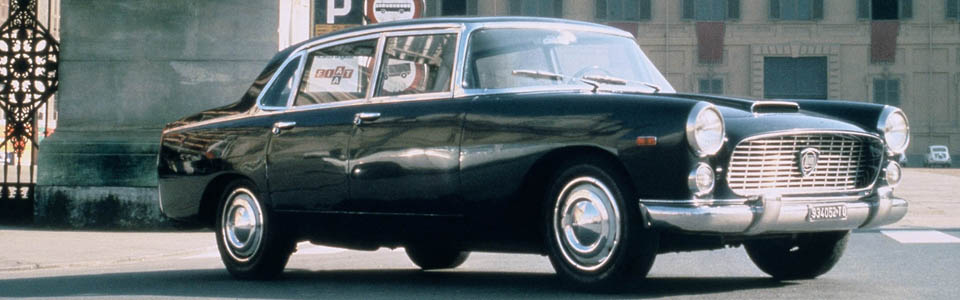 1957 Lancia Flaminia Berlina