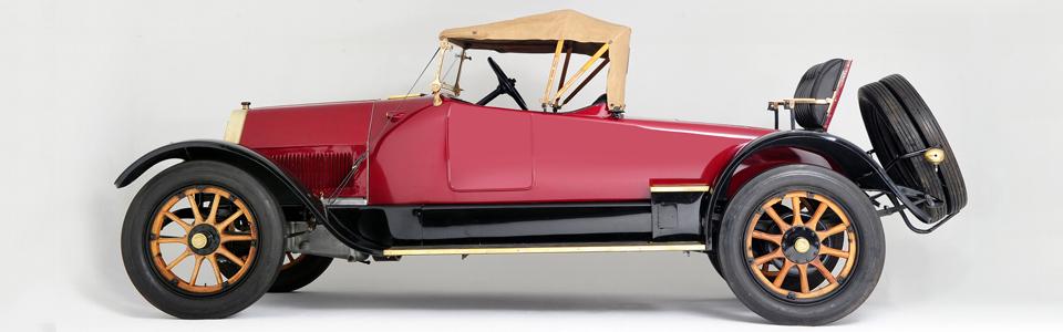 1913 Lancia Theta