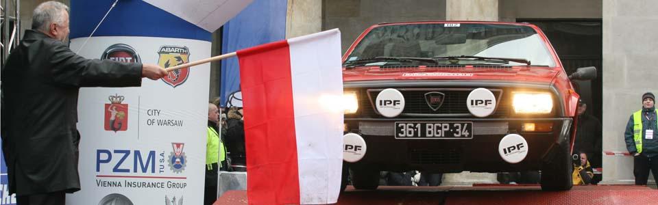 Monte Carlo Historique 2012 z Warszawy
