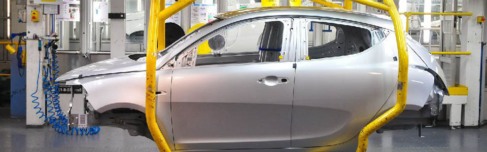 Lancia Ypsilon fabryka