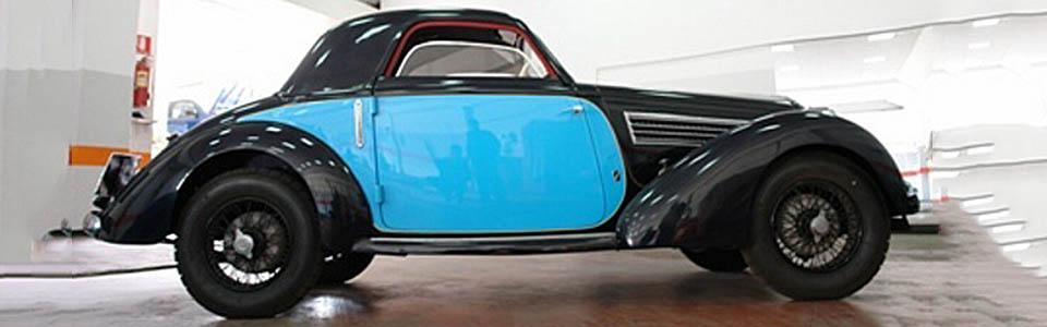 1935 Lancia Augusta Garavini