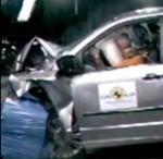 Lancia Voyager w testach Euro NCAP