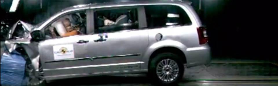 Thema i Voyager w testach Euro NCAP