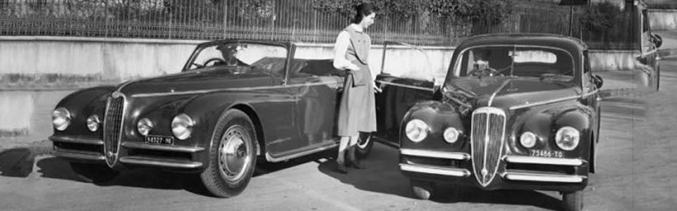 1937 – 1947 Lancia Aprilia Carrozzeria Touring
