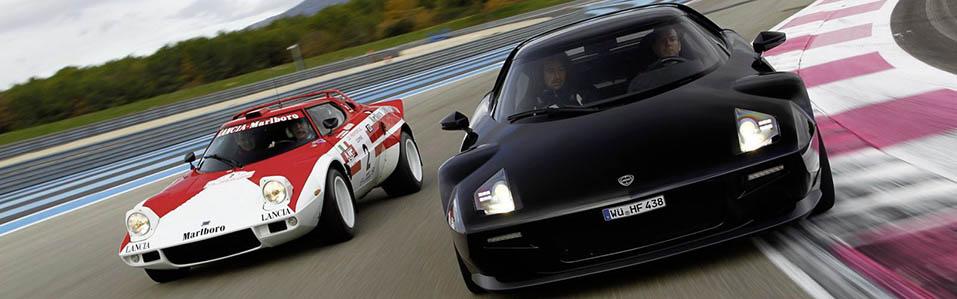 Lancia New Stratos – produkcji nie będzie