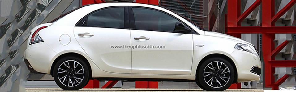 Lancia Ypsilon Sedan