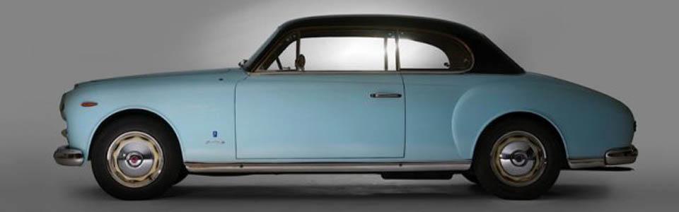 1952 Lancia Aurelia B53 Coupe Allemano