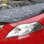 Lancia Ypsilon Black&Red