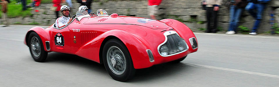 1939 Lancia Astura Mille Miglia
