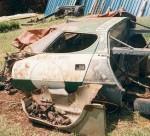 Lancia Stratos odnaleziona w 1990 roku w Kenii