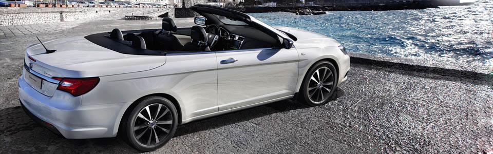 Lancia Flavia kandydatem do tytułu Car of The Year 2013