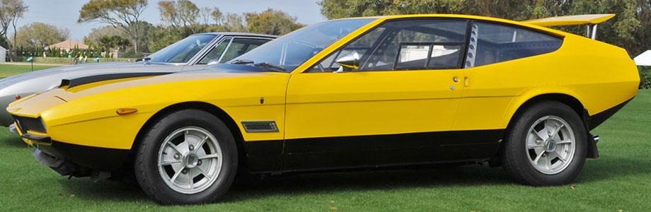Lancia Fulvia HF Competizione Ghia 1969
