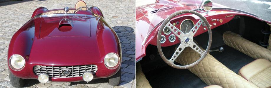 Lancia Aurelia Barchetta