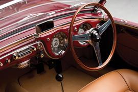 Lancia Aurelia PF200 C z 1953 roku