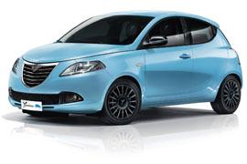 2013 Lancia Ypsilon S MOMODESIGN, Elefantino i Ecochic