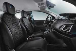 Wnętrze Lancia Ypsilon Elefantino