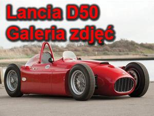 Lancia D50 1955
