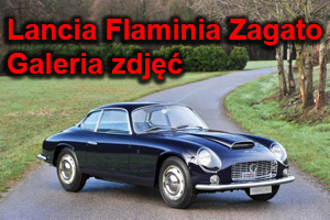 Lancia Flaminia Sport Zagato 1959